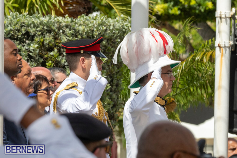 Queen's-Birthday-Parade-Bermuda-June-8-2019-3882