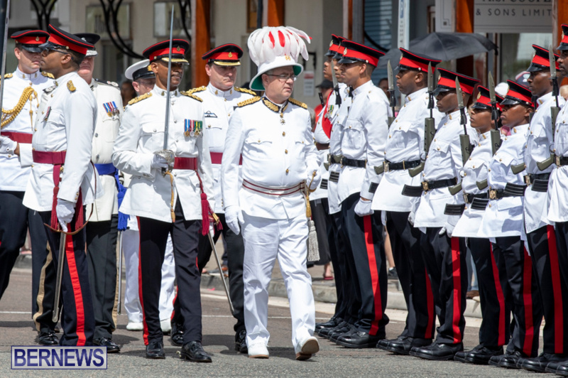 Queen's-Birthday-Parade-Bermuda-June-8-2019-3890