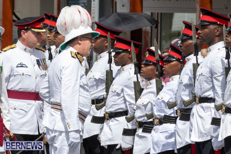 Queen's-Birthday-Parade-Bermuda-June-8-2019-3894