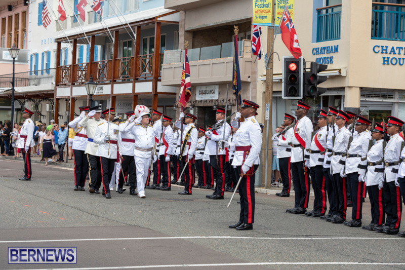 Queen's-Birthday-Parade-Bermuda-June-8-2019-3906