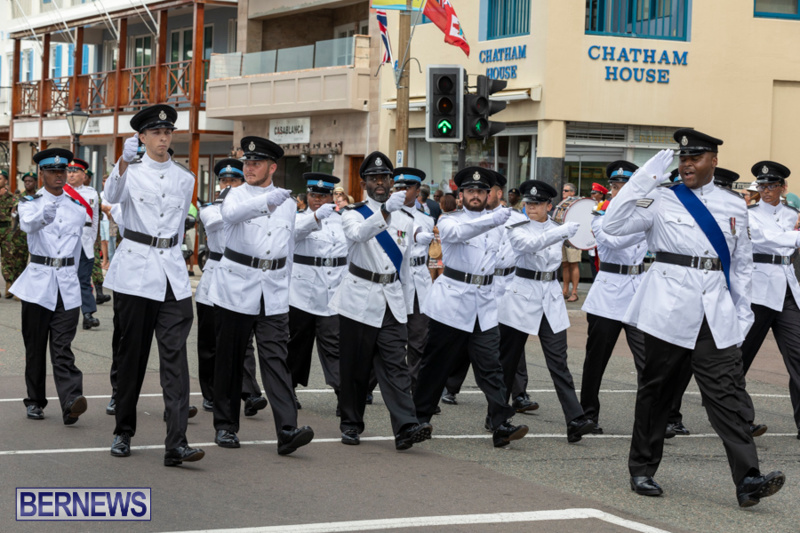 Queen's-Birthday-Parade-Bermuda-June-8-2019-4006