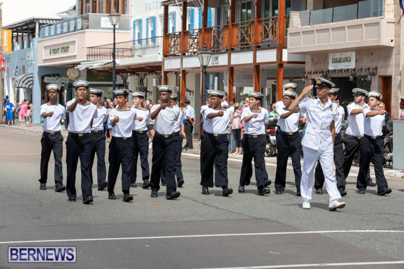 Queen's-Birthday-Parade-Bermuda-June-8-2019-4028