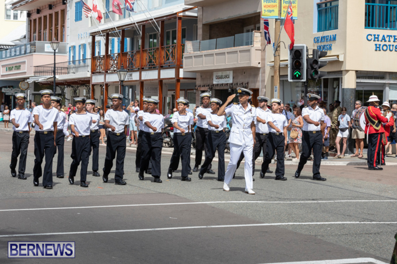 Queen's-Birthday-Parade-Bermuda-June-8-2019-4030
