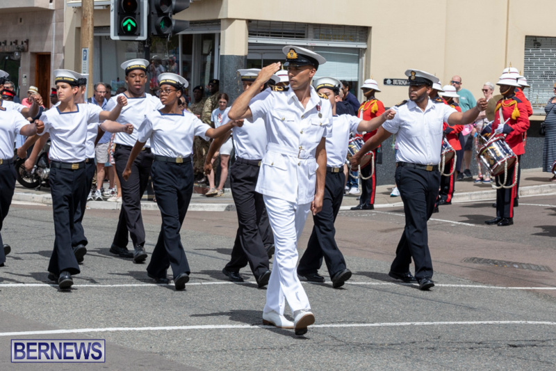Queen's-Birthday-Parade-Bermuda-June-8-2019-4036