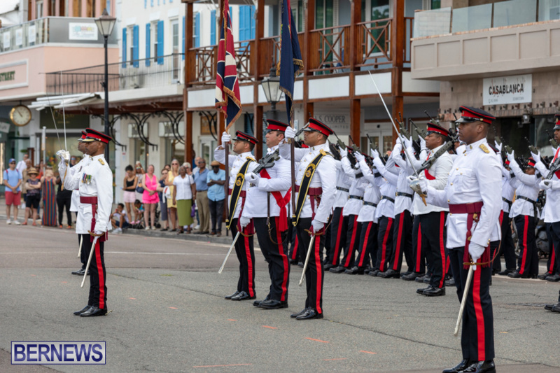 Queen's-Birthday-Parade-Bermuda-June-8-2019-4095