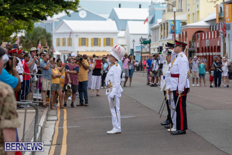 Queen's-Birthday-Parade-Bermuda-June-8-2019-4096
