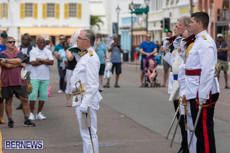Queen's-Birthday-Parade-Bermuda-June-8-2019-4130