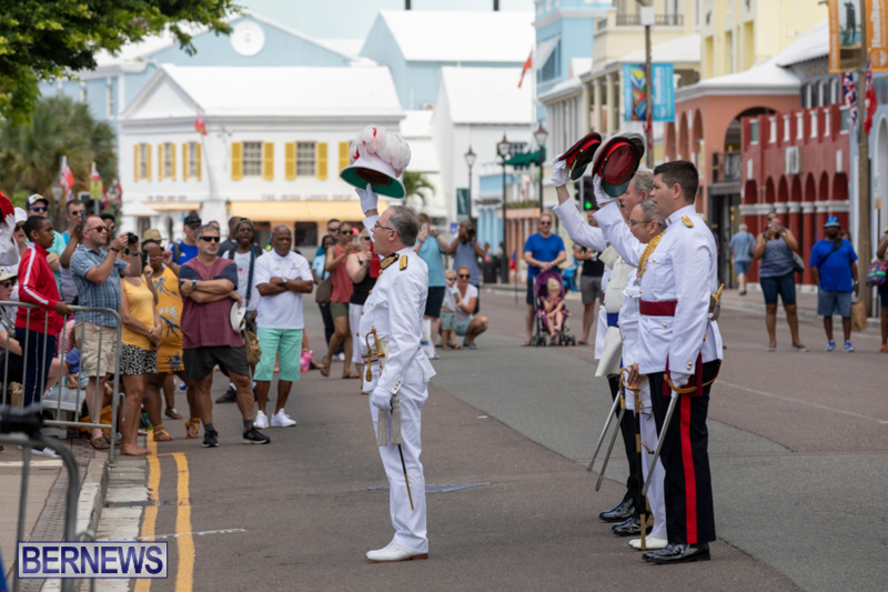 Queen's-Birthday-Parade-Bermuda-June-8-2019-4134