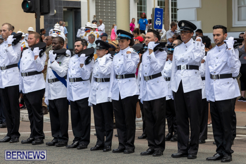 Queen's-Birthday-Parade-Bermuda-June-8-2019-4147