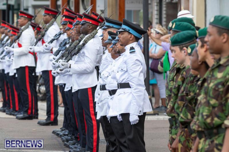 Queen's-Birthday-Parade-Bermuda-June-8-2019-4157
