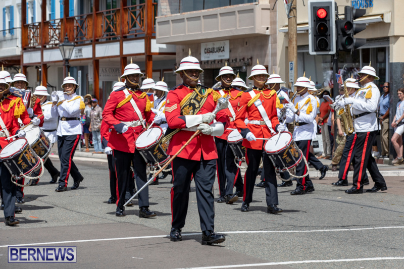 Queen's-Birthday-Parade-Bermuda-June-8-2019-4187