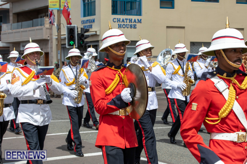 Queen's-Birthday-Parade-Bermuda-June-8-2019-4205