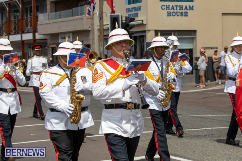 Queen's-Birthday-Parade-Bermuda-June-8-2019-4206