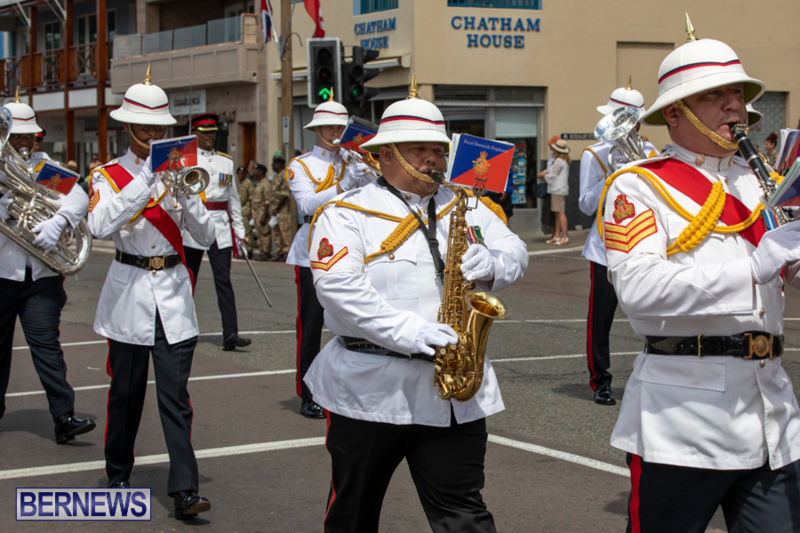 Queen's-Birthday-Parade-Bermuda-June-8-2019-4209