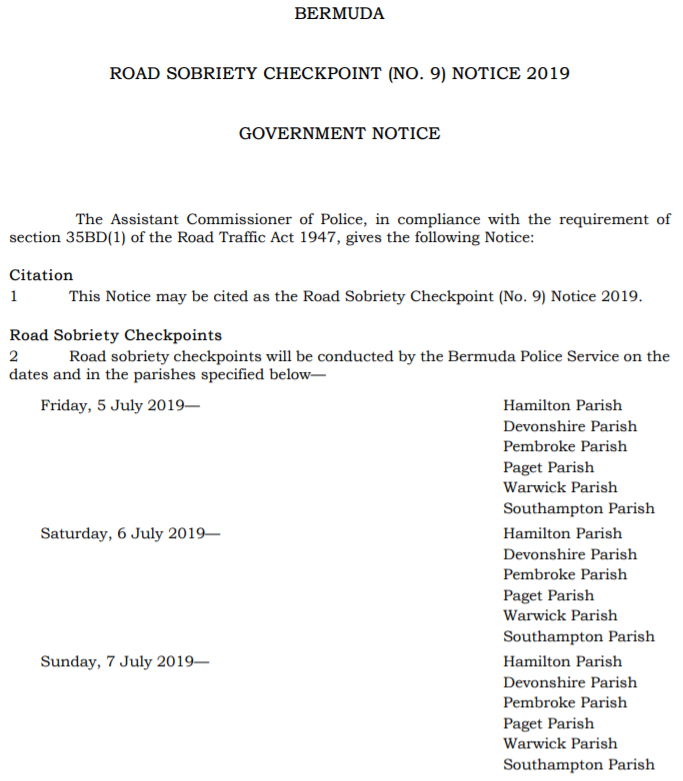 Road-Sobriety-Checkpoint-Notice-No. 9-2019