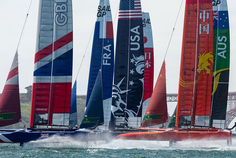 SailGP & Bermuda Tourism Authority Collaboration June 2019