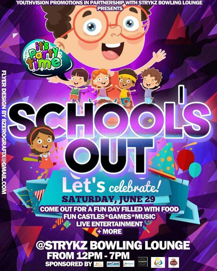 School's Out Fair Bermuda June 2019