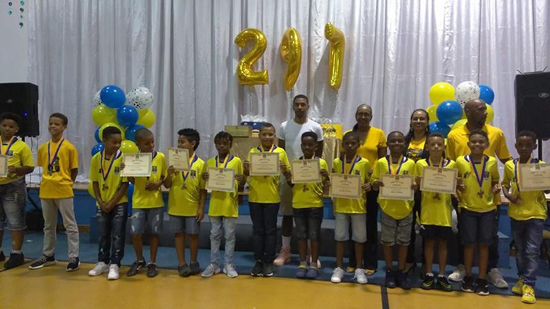 St. David's County CC Youth Football Prizegiving Bermuda June 19 2019 (1)