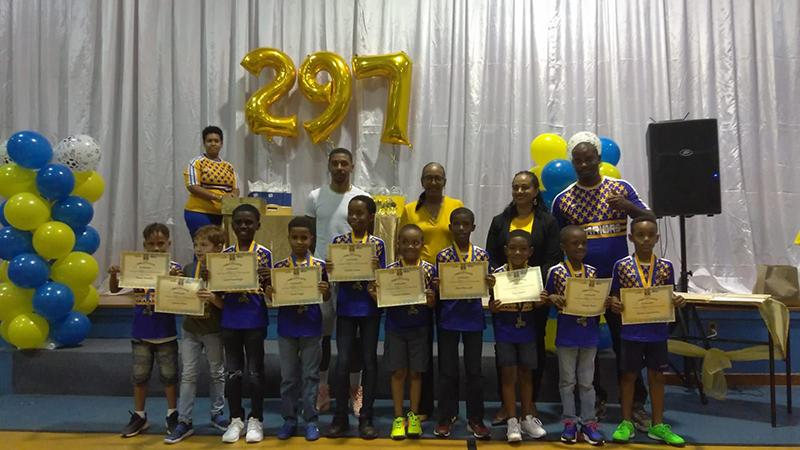 St. David's County CC Youth Football Prizegiving Bermuda June 19 2019 (2)