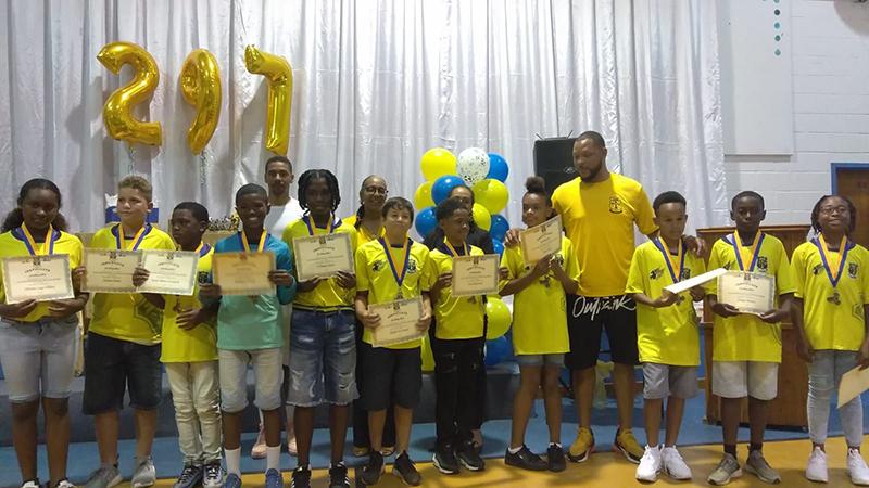 St. David's County CC Youth Football Prizegiving Bermuda June 19 2019 (4)