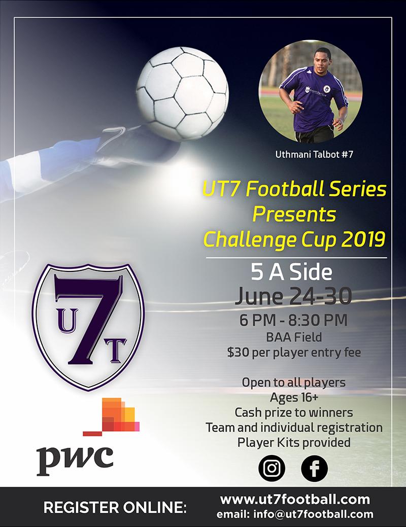 UT7 Challenge Cup Bermuda June 2019