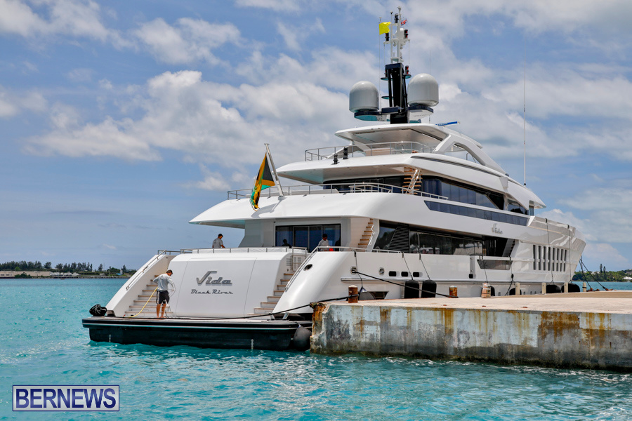 Vida Super Yacht Bermuda, June 25 2019-4536