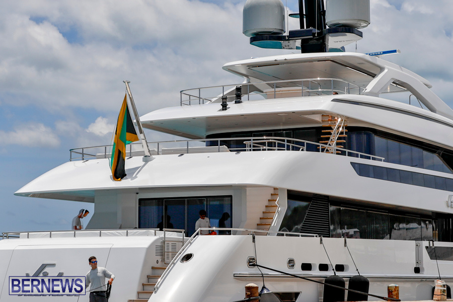 Vida Super Yacht Bermuda, June 25 2019-4540