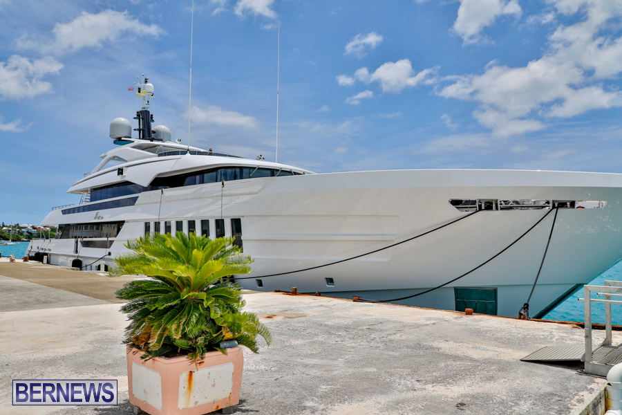 Vida Super Yacht Bermuda, June 25 2019-4550