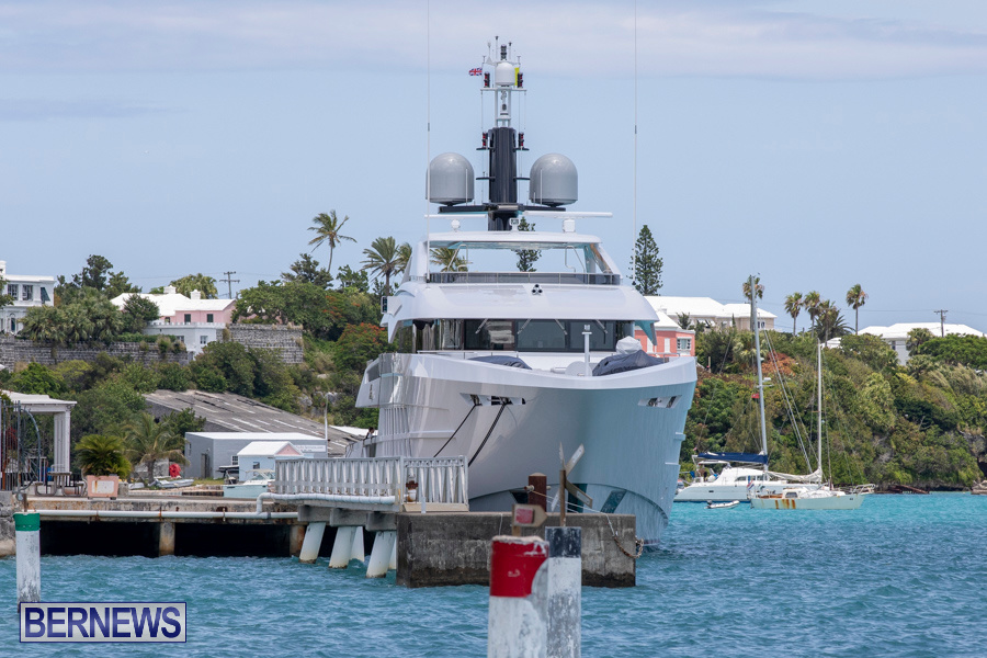 Vida Super Yacht Bermuda, June 25 2019-4568