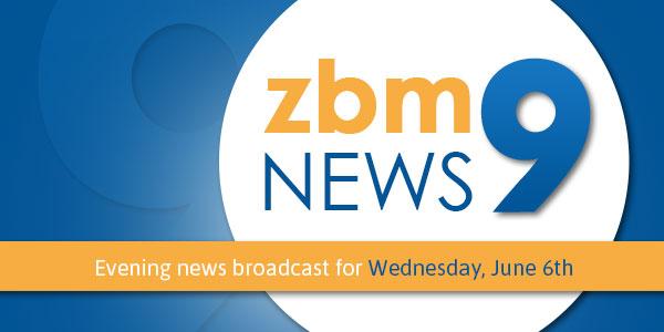 zbm 9 news Bermuda June 6 2018 tc
