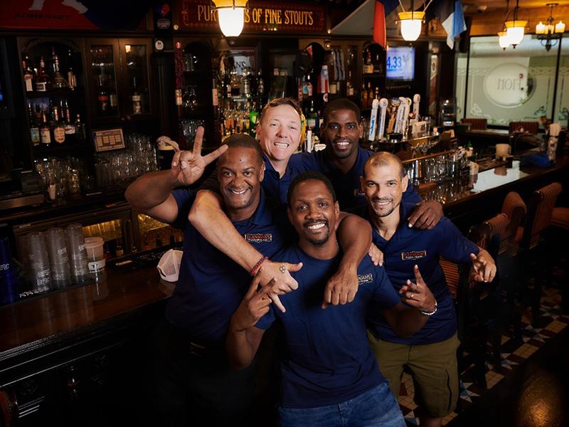 3 Bermudians Join Flanagan's Ownership Team Bermuda July 2019 (3)