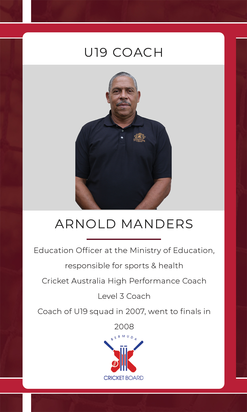 Arnold Manders