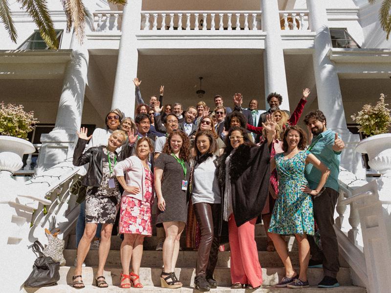 BIFF 2019 Visiting Filmmakers Bermuda July 2019