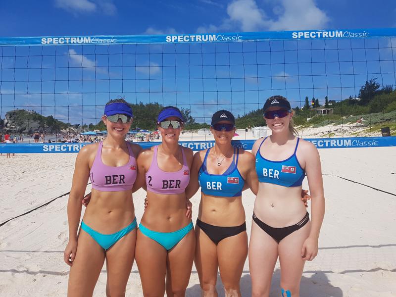 Beach Volleyball NatWest Island Games Bermuda July 2019 (2)