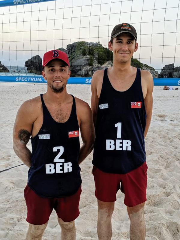 Beach Volleyball NatWest Island Games Bermuda July 2019 (3)