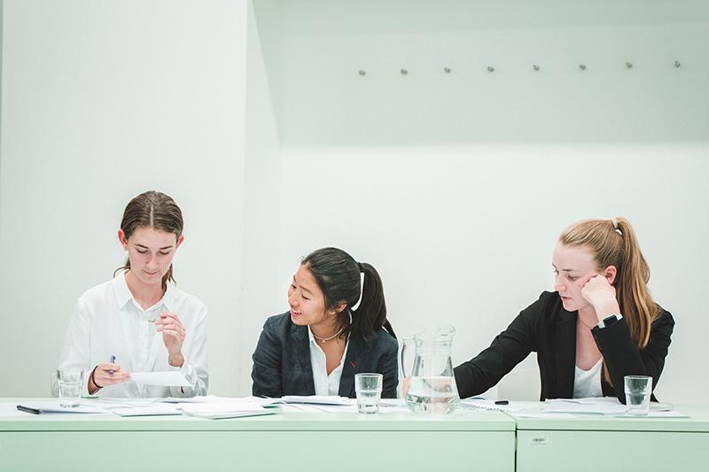 Bermuda Debate Team July 2019
