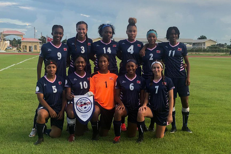 Bermuda Football July 17 2019