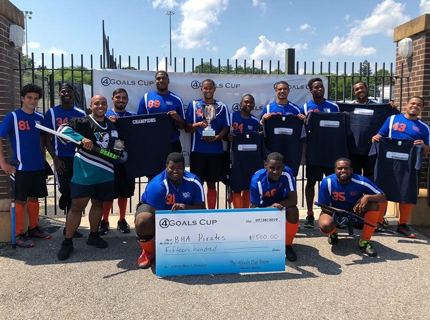 Bermuda Hockey Academy July 2019