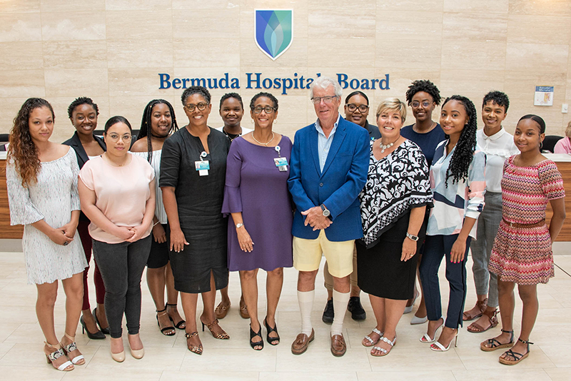 Bermuda Hospitals Board Bermuda July 2019