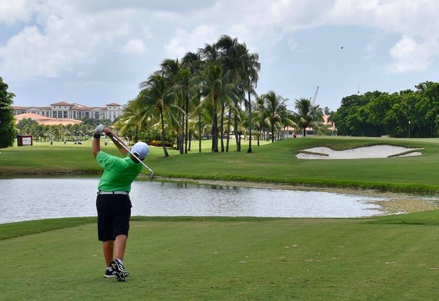 Bermuda Junior Golfer Oliver Betschart July 2019 (1)