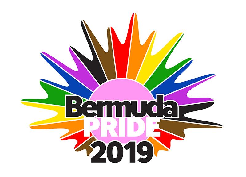 Bermuda Pride 2019 Logo July 2019