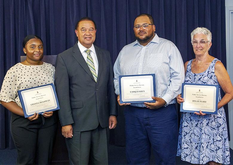 Bursary Awards Bermuda July 2019 (1)