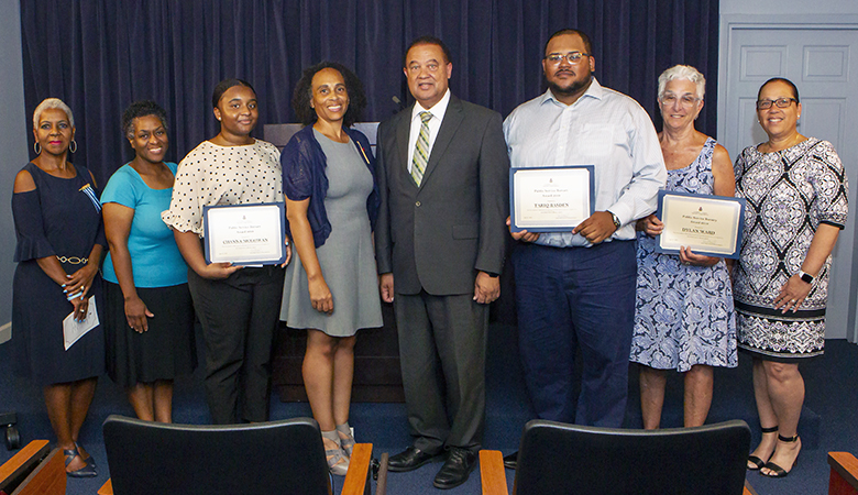 Bursary Awards Bermuda July 2019 (2)