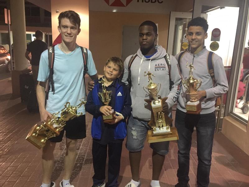 bermuda wins big at casa championships
