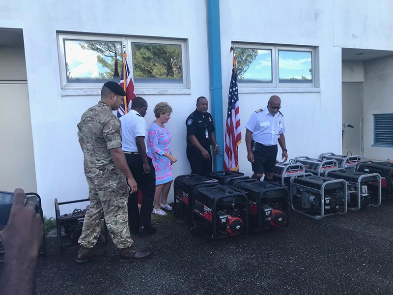 CBP Donates To Bermuda Government Services July 2019 (3)