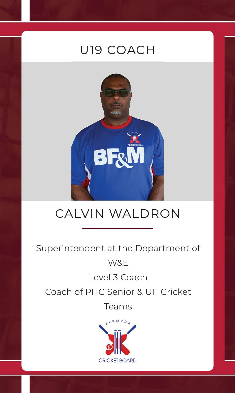 Cal Waldron