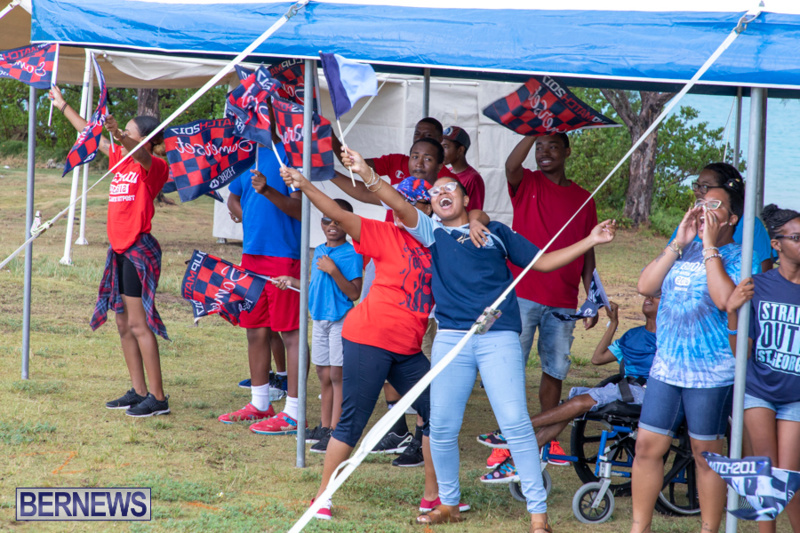 Camp Paw Paw children Cup Match Bermuda, July 31 2019-1802