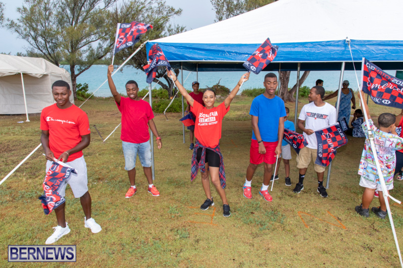 Camp Paw Paw children Cup Match Bermuda, July 31 2019-1805