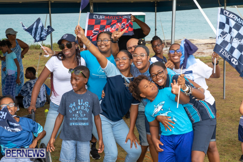 Camp Paw Paw children Cup Match Bermuda, July 31 2019-1812