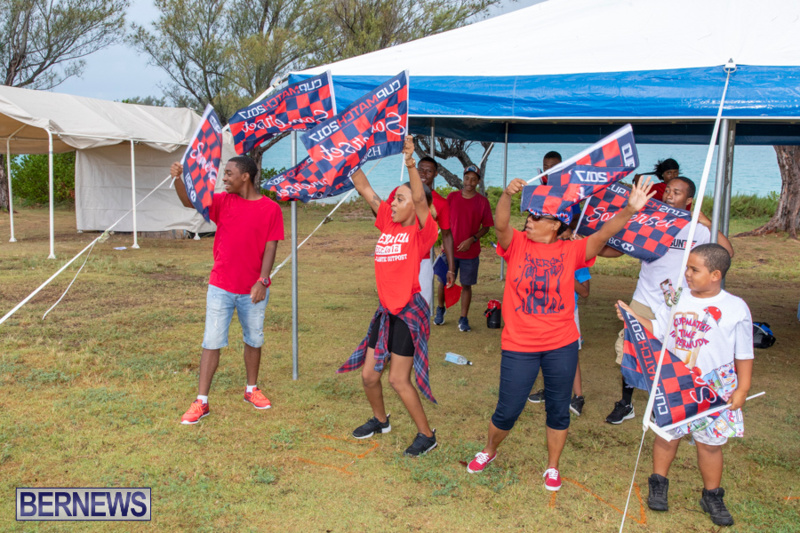 Camp Paw Paw children Cup Match Bermuda, July 31 2019-1815